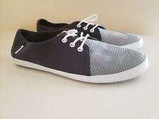 19bc5e6323 item 2 VANS Tazie (Skinny Stripes) Navy White Surf Siders Casual WOMEN S  Size 10 EUC  -VANS Tazie (Skinny Stripes) Navy White Surf Siders Casual  WOMEN S ...