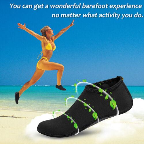 Water Skin Shoes Barefoot Quick-Dry Aqua Socks for Beach Swim Surf Yoga Exercise