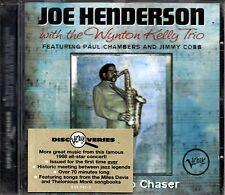HENDERSON JOE WYNTON KELLY TRIO STRAIGHT NO CHASER CD