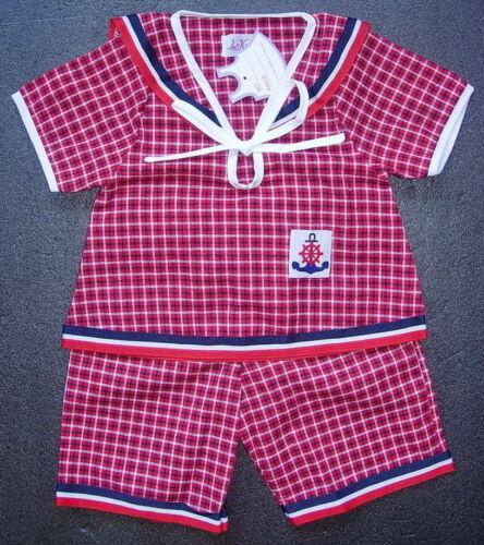 Baby Boy Outfit Set Top /& Shorts Bébé Garçon Vêtements Coton âgés de 0-6 ans