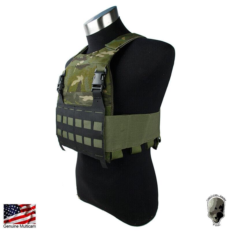 TMC Tactical FCSK Plate Cocherier Airsoft  Vest Body Armor MOLLE Army w  EVA Plate  comprar barato
