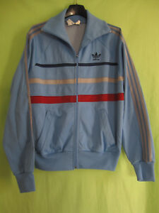 Détails sur Veste Adidas First Ciel Made in France Ventex 80'S Vintage Jacket 174 M