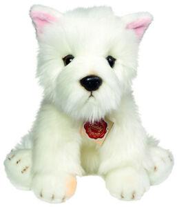 West Highland Terrier Plush Soft Toy Dog Puppy Teddy Hermann
