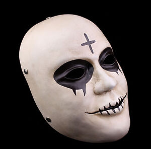 handmade resin the purge anarchy 2 style mask - Purge Anarchy Masks For Halloween