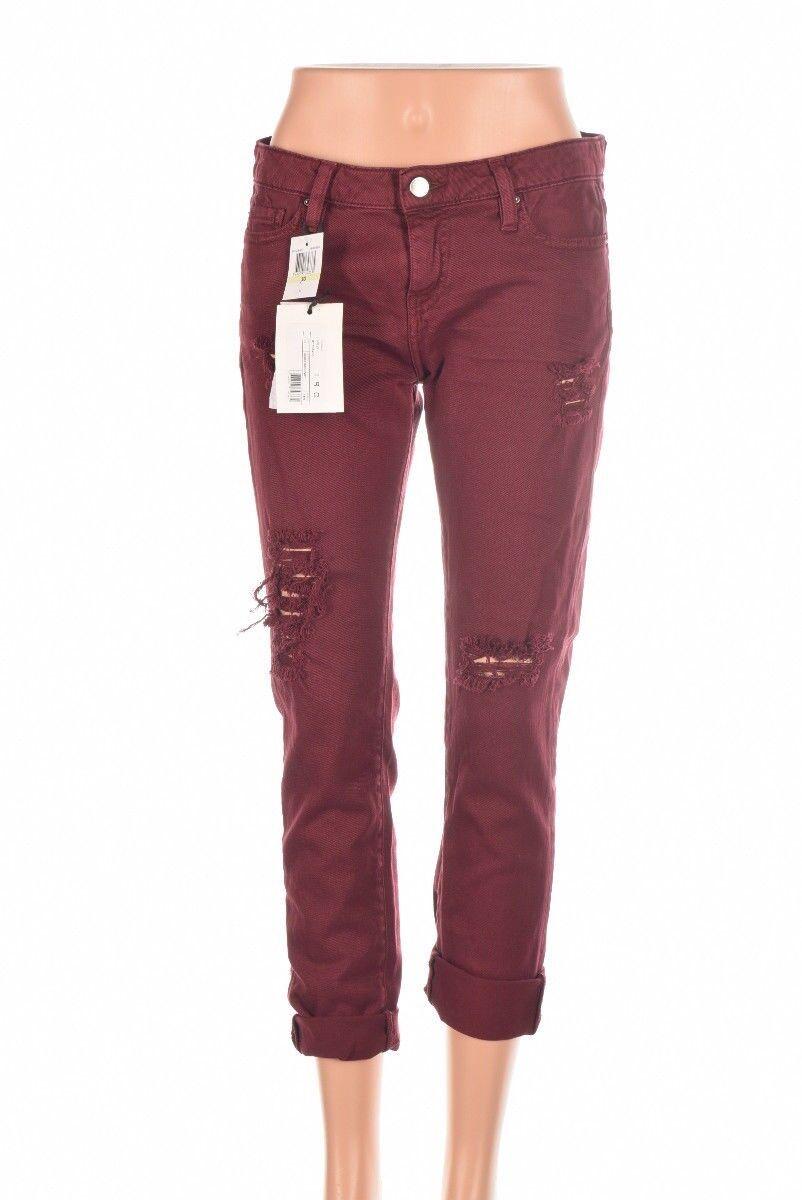 Iro Jeans Burg Jarod Jean Red size 24