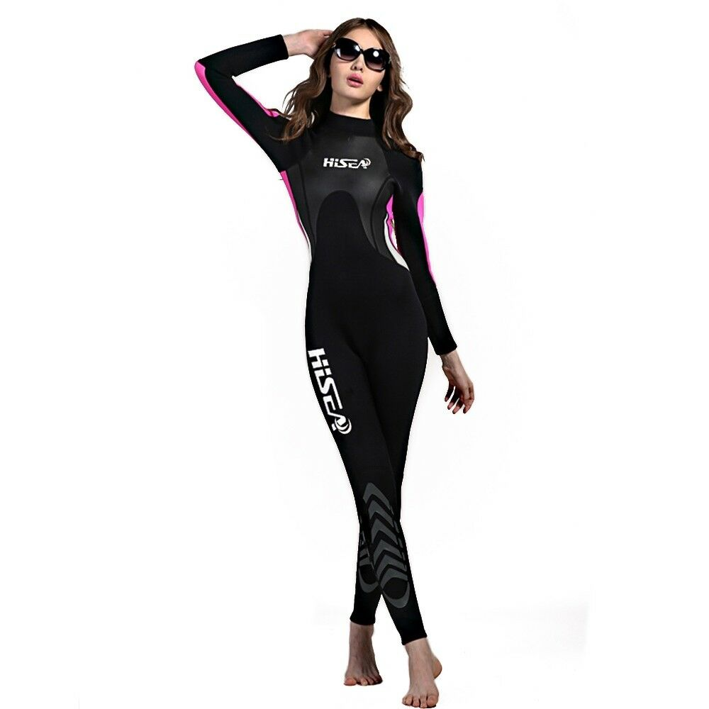 M059 M060 One-piece Surfing Diving Suit Wetsuit Topwear   woman