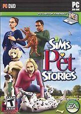 The Sims Pet Stories DVD - PC, New Windows XP, Windows 2000, Window Video Games