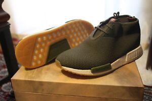 Détails sur RARE Adidas Originals Consortium x END vêtements NMD C1 Chukka Sahara UK 11 EU 46 afficher le titre d'origine