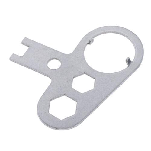 Wartungswerkzeug für Tauchflaschenventile K Typ Oral Inflator Valve Removal