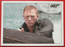 """JAMES BOND - Quantum of Solace - Card #027 - """"You're Welcome"""""""