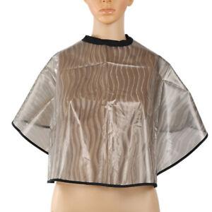 Waterproof-Salon-Collar-Hair-Cape-Shampoo-Gown-Hair-Cut-Colouring-Dyeing-PVC