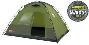 COLEMAN-INSTANT-DOME-5-5-PERSON-CAMPING-TENT-UP-IN-1-MINUTE