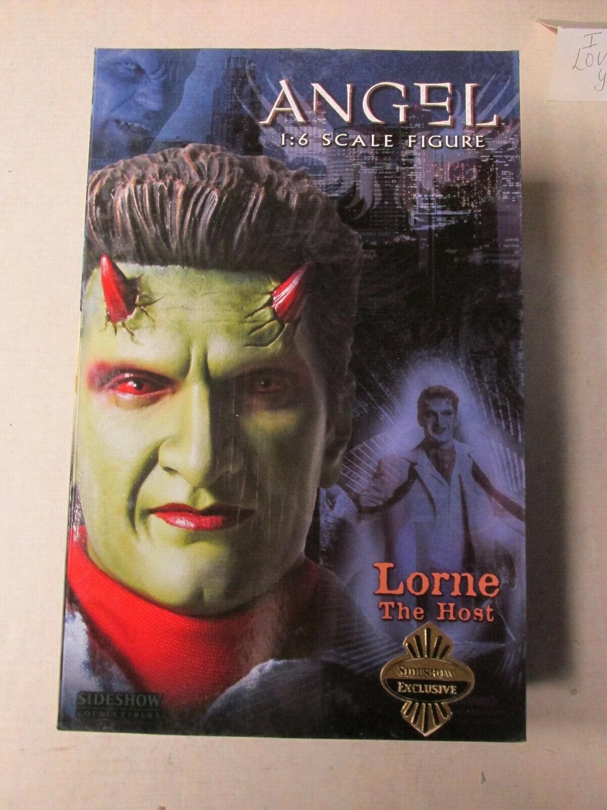 Sideshow Angel Lorne el host exclusivo Traje Azul 1 6 Menta en caja