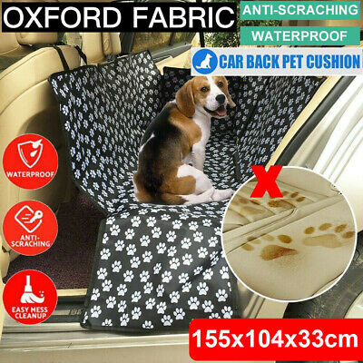 Waterproof Heavy Duty Car Boot Liner Bumper Dirt Pet Cover Protector Mat