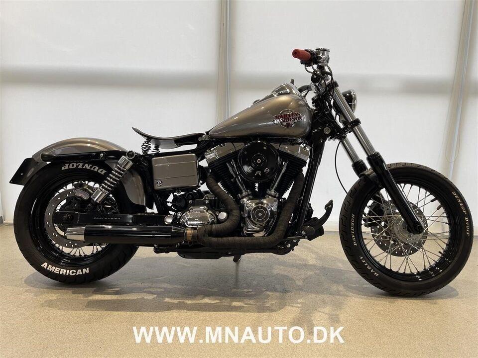 Harley-Davidson, FXD Dyna Super Glide, ccm 1585