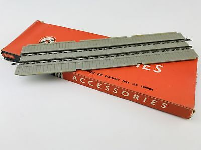 Playcraft Railways P688 Ramp Section With An Original Box