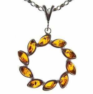 14 16 18 20 22 24 26 28 30 32 34 1mm ITALIAN SNAKE CHAIN BALTIC AMBER AND STERLING SILVER 925 HORSE PENDANT NECKLACE