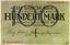thumbnail 1 - 1918 Germany BADEN 100 Mark Banknote