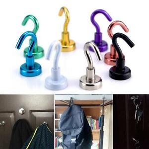Magnetic-Magnet-Key-Hanging-Wall-Mount-Hook-Key-Holder-SALE-Hooks-Hanging-Y9K3