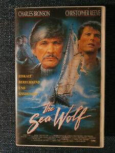 The-Sea-Wolf-Der-Seewolf-1993-VHS-guter-Zustand-90-Min-Charles-Bronson