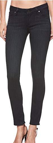 179 Paige Verdugo Ankle Mid Rise Ultra Skinny Transcend Dark Mae Jeans 28 NWT
