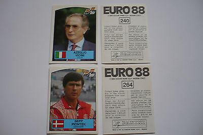 Panini Euro 88 EM 88 1988 Sammelbilder Nr. 1 - 129 Sport Bild Sammelbilder