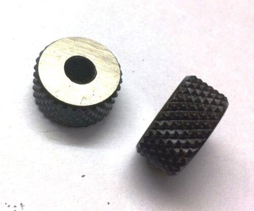1 Pair Diamond Coarse Knurl Texture for Knurling tool 2 Pcs