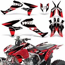 Decal Graphic Kit Honda TRX450R ATV Quad Decal Sticker Wrap Deco 450 04-08 WD