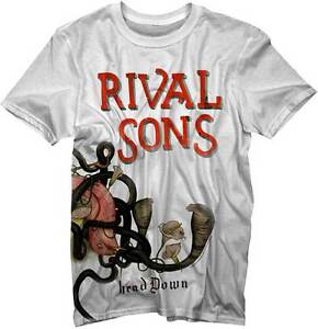 RIVAL-SONS-Head-Down-T-SHIRT-S-M-L-XL-2XL-New-Official-MerchDirect-Merchandise