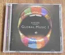 Sugizo - Compiles Global Music I CD Album jrock jpop The Flare X Japan Luna Sea
