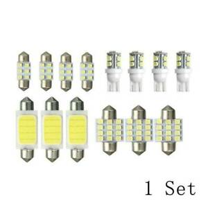 14x-Assorted-Mixed-LED-Car-Inside-Light-Dome-Trunk-Map-License-Plate-Lamp-Bulb