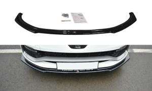 Splitter ANTERIORE Renault CLIO MK4 RS 2013-2019