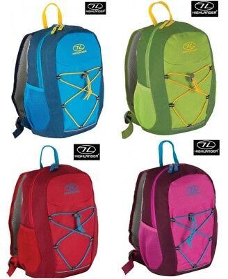 Quest Daysack Travel Rucksack Day Shoulder Work Pack Bag Walking Backpack 12L