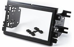 Metra-95-5812-Double-DIN-Dash-Kit-for-Select-2004-2011-Ford-Installation-Stereo