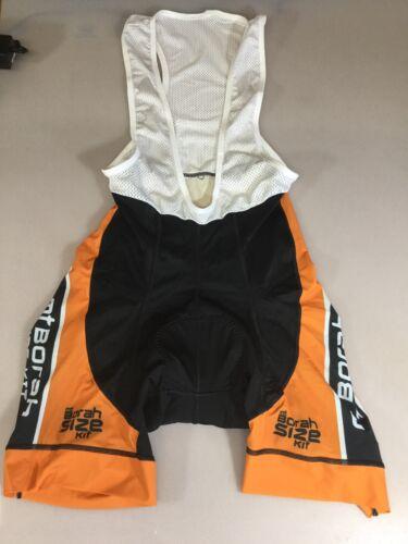 Borah Teamwear Mens Pro Powerband Cycling Shorts 4XL XXXXL 6910-134