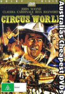 Circus-World-DVD-NEW-FREE-POSTAGE-WITHIN-AUSTRALIA-REGION-ALL