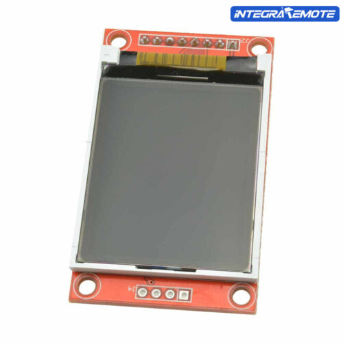 1.8 inch 128x160 LCD Display Module TFT SPI SD Card AVR PIC ARM STM32 ST7735