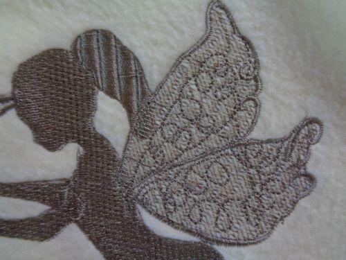 Babydecke mit Namen bestickt♥️ Schmusekissen in 2 Grössen♥️Spucktuch ♥️