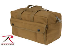 Mechanics Tool Bag Coyote Brown Military Heavy Weight Cotton Canvas Rothco 9171