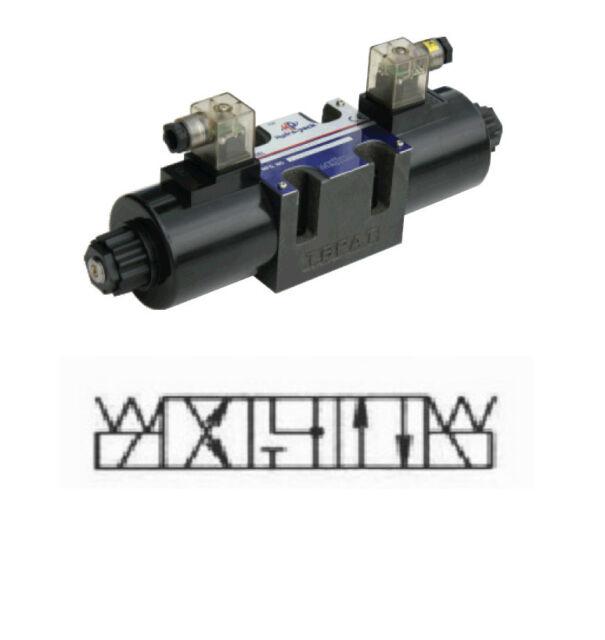 Hydraulic Valve / 4/3-wegeventil 230 Volt / Size NG 6_ng06041