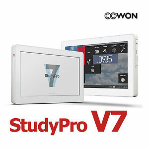 Details about NEW COWON V7 Digital Media MP3 Video Player PMP Dictionary HD  LCD 7