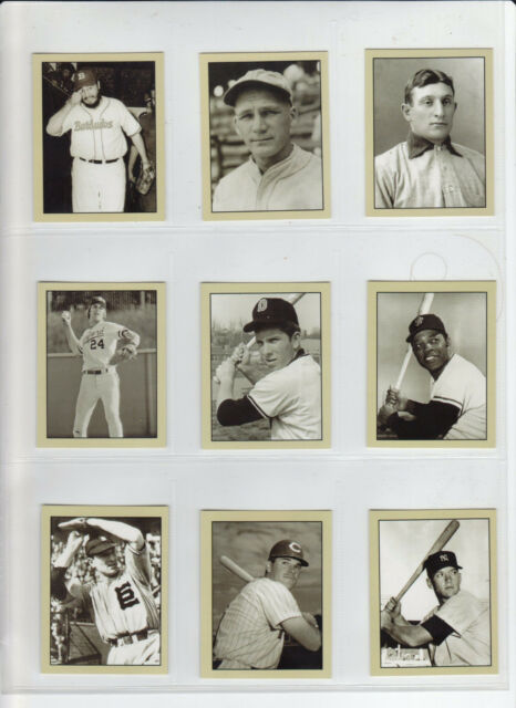 Lot of 9 Lone Star baseball cards Elway Schmidt Mays Mantle Rose Castro & more