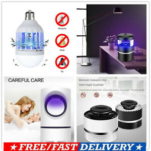 LED-Electric-Mosquito-Zapper-Killer-Fly-Insect-Bug-Trap-Lamp-Light-Bulb-Home