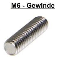 Ersatzschraube für Antennenstab - M6 Gewinde