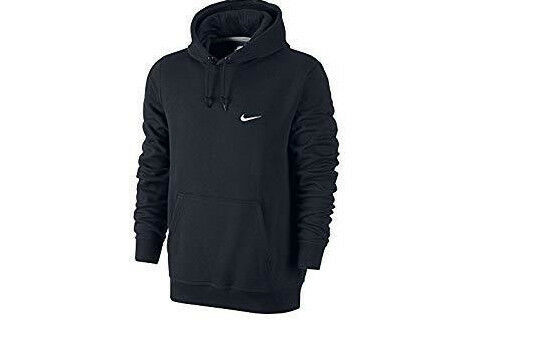da66c8d8734c Nike Fundamentals Fleece Hoody Mens Kangaroo Pocket Classic Top All Sizes  S-xxl Navy 2xl for sale online