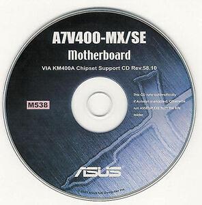 a7v400 mx se driver