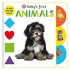 Baby's First Animals by Roger Priddy (Board book, 2016)