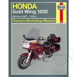 Honda GL 1200 D Goldwing 1987-1988 Haynes Service Repair Manual 2199