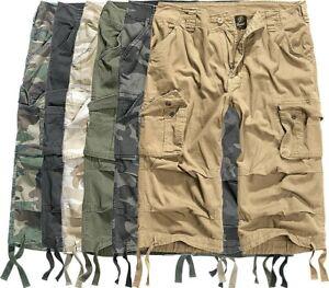 Brandit-Herren-Bermuda-Cargo-Shorts-lange-Shorts-KurzeHose-3-4-Short-Sommer-2013