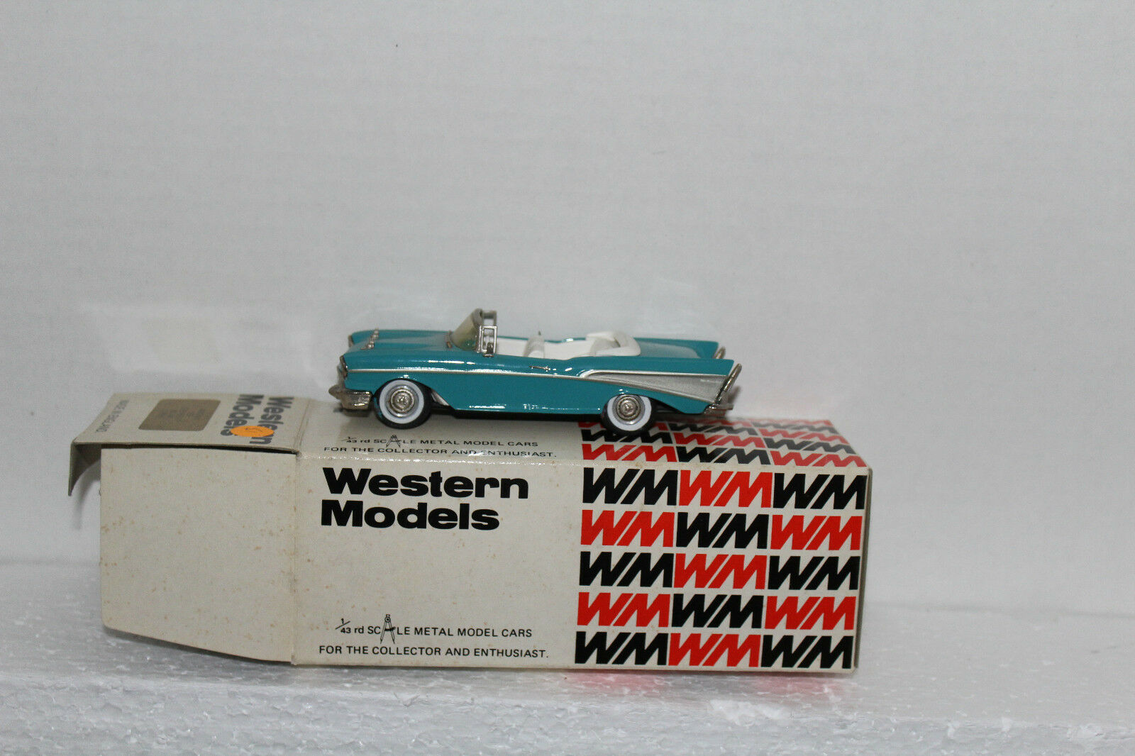 los nuevos estilos calientes Modelo occidental WM44X 1957 1957 1957 Chevrolet Bel-Air  diseños exclusivos